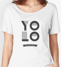 YOLO Unless You're A Time Lord Women's Relaxed Fit T-Shirt