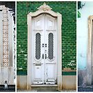 Olhao Doorways II by emajgen