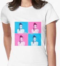 Katy Perry Womens Fitted T-Shirt