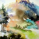 play with watercolour.. by Almeida Coval