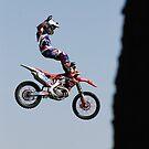 Flying Stunt by stephen denton