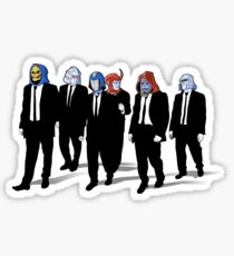 RESERVOIR FOES Sticker