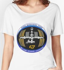 Expedition 47 Patch Women's Relaxed Fit T-Shirt