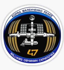 Expedition 47 Patch Sticker
