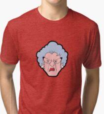 Ms.Finster Tri-blend T-Shirt