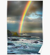 Phillip Island Poster