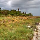 Sanibel Lighthouse by Jeff VanDyke