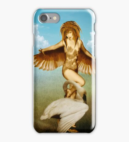 Swan Song-iPhone & iPod Cases iPhone Case/Skin