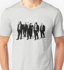RESERVOIR FOES b&w T-Shirt