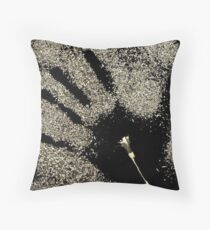 Withdrawal Throw Pillow