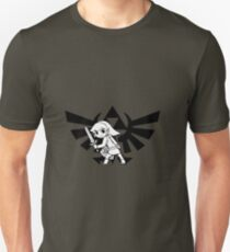 Link and Triforce T-Shirt