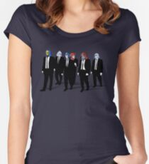 RESERVOIR FOES Women's Fitted Scoop T-Shirt