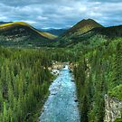 Elbow Valley by Justin Atkins
