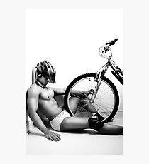Bike Photographic Print