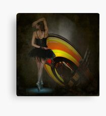 "Rock""N""Roll Canvas Print"