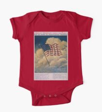 Many peoples one nation Let us unite to Americanize America 002 Kids Clothes