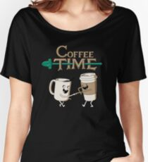 Coffee Time! Women's Relaxed Fit T-Shirt