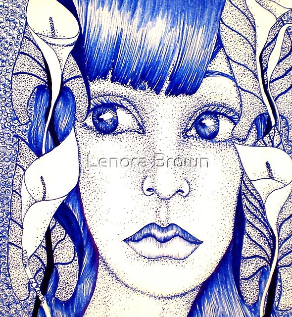 Majorelle by Lenora Brown