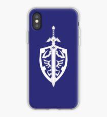 Sword & Shield iPhone Case