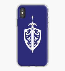 Sword & Shield iPhone Case