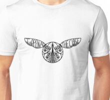 I Open At The Close - Golden Snitch Unisex T-Shirt