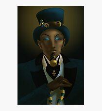 Egypto-NeoVictorian Noir Photographic Print