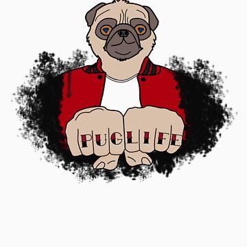 Pug Life by HammerandTong