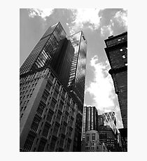Skyscraper One Photographic Print