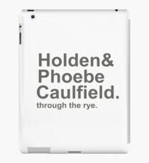 Holden & Phoebe iPad Case/Skin