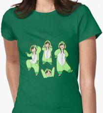 Kappa Airi Women's Fitted T-Shirt