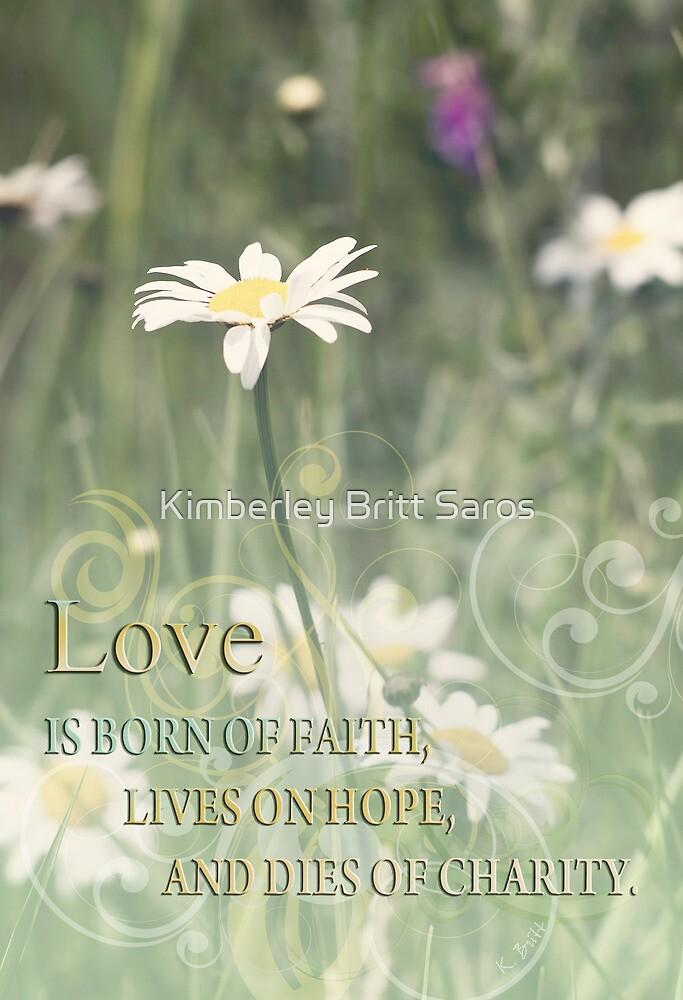 Born of Faith by KBritt