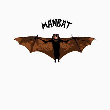 Manbat by sciencefluff