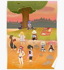 Tales of Symphonia Poster