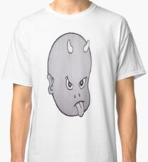 HOT HEAD (Black and White) Classic T-Shirt