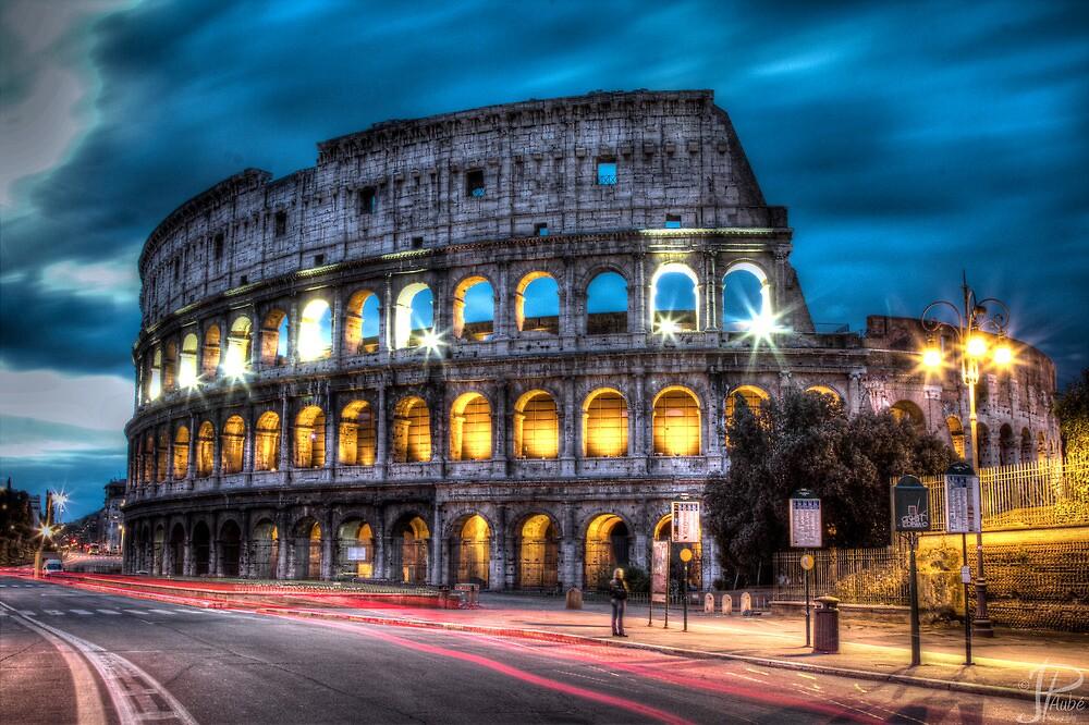 HDR Coliseum by JPAube