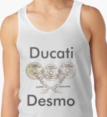 Ducati Desmo Tank Top