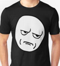 Rage Face Unisex T-Shirt