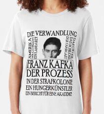 Kafka Slim Fit T-Shirt