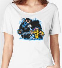 Mario Kombat Women's Relaxed Fit T-Shirt