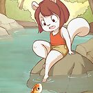 Chippe the Squirrel by mimee