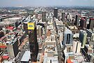 Downtown Johannesburg, South Africa by Carole-Anne