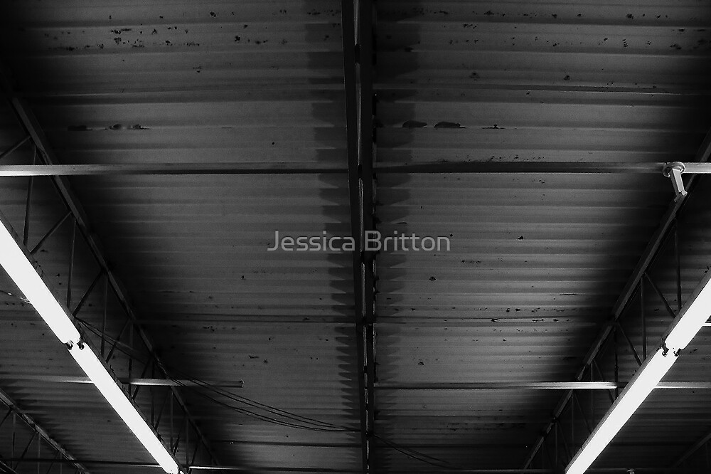 Unbalanced  by Jessica Britton