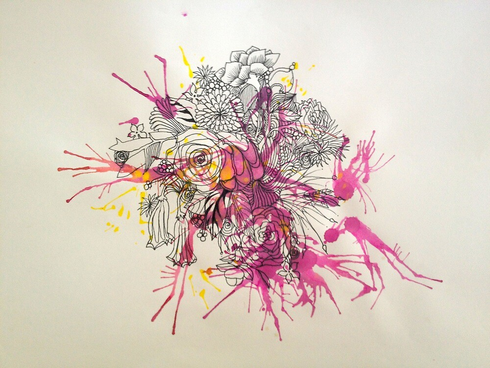 The Florals by CAJonesArtwork