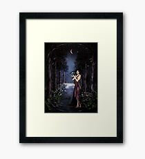 Dragon Thief Framed Print
