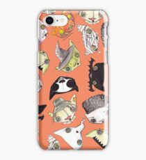 """Oro?"" Halloween Orange iPhone Case/Skin"