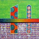 Towers in the Glitz by Jeremy Aiyadurai