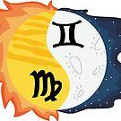 Virgo Sun, Gemini Moon by SamoyedOfValor