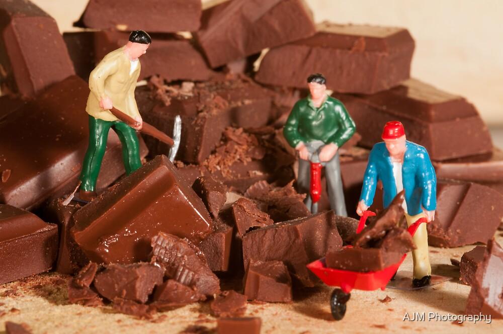 The Chili Chocolate Mine by AJM Photography