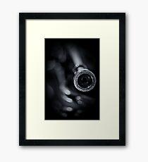 Free Jazz... Framed Print