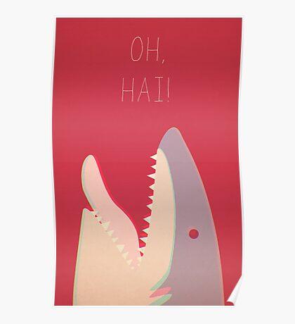 Sharky Poster